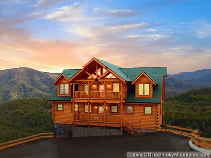 5 Bedroom Cabins In Pigeon Forge Tn