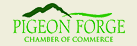 Pigeon Forge Chamber of Commerce Badge