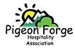 Pigeon Forge Hospitality Association Badge