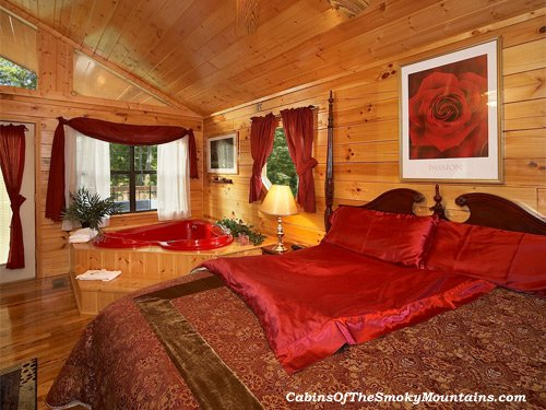 Romantic Honeymoon Cabins In Pigeon Forge Cabins Of
